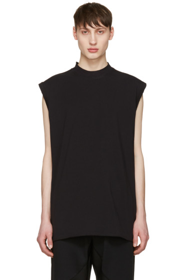 Y-3 - Black Nomad Tank Top