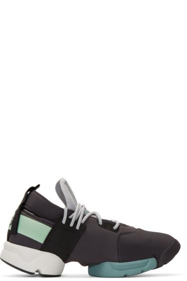 Y-3 - Grey Kydo Sneakers