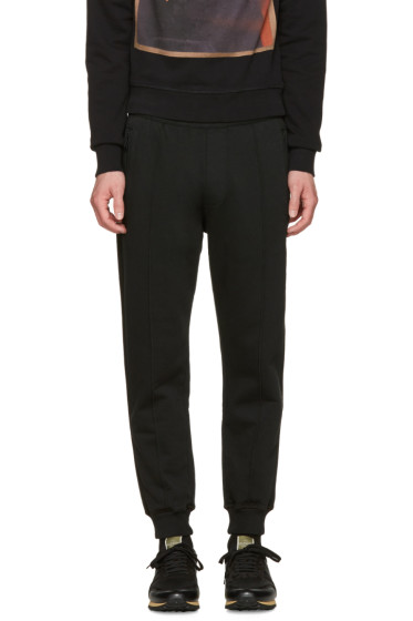 Dsquared2 - Black High Casual Lounge Pants