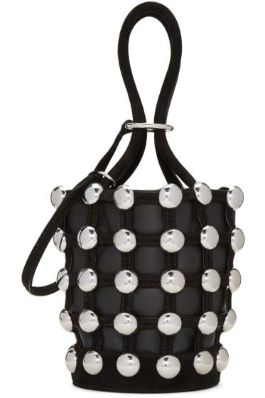 Alexander Wang - Black Mini Roxy Bucket Bag