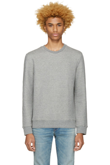 A.P.C. - Grey Theo Pullover