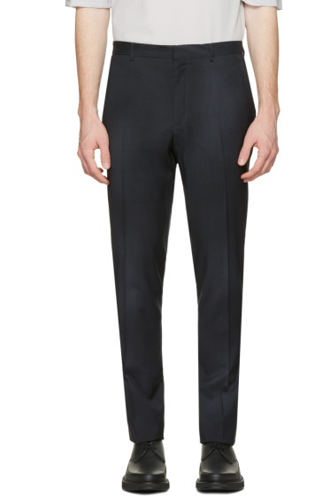 Lanvin - Grey Overdye Trousers