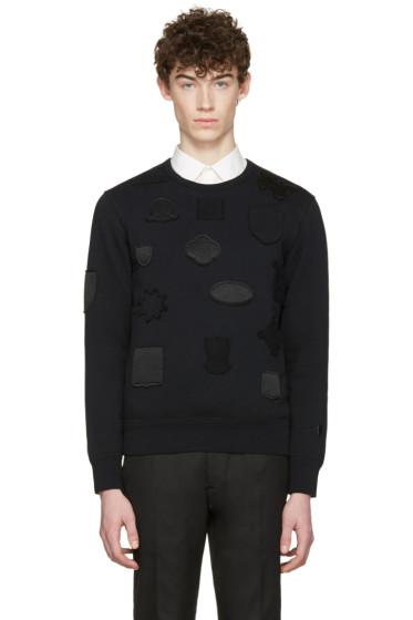 Alexander McQueen - Black Badges Pullover