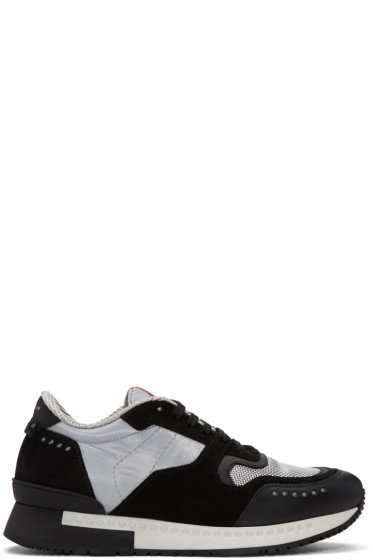 Givenchy - Black Runner Active Sneakers
