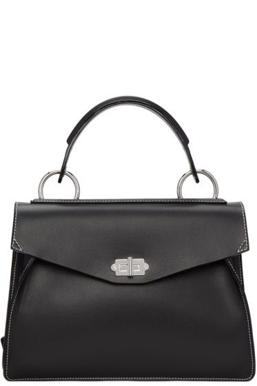 Proenza Schouler - Black Medium Hava Bag