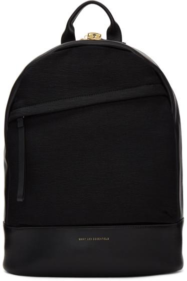 Want Les Essentiels - Black Piper Backpack