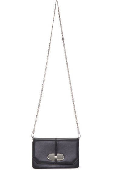 Carven - Black Chain Shoulder Bag