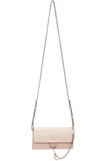 Chloé - Pink Faye Wallet Bag