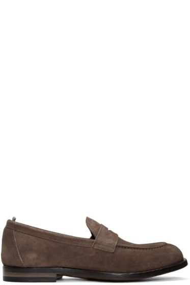 Officine Creative - Brown Ivy 2 Loafers