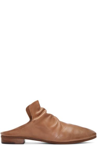 Marsèll - Tan Colteldino Loafers