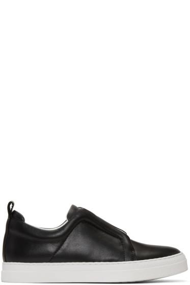 Pierre Hardy - Black Slider Sneakers