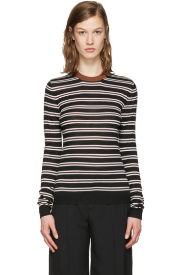 Marni - Multicolor Striped Pullover