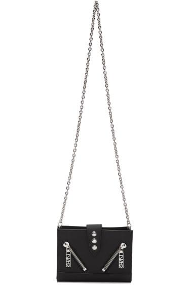Kenzo - Black Kalifornia Chain Wallet Bag