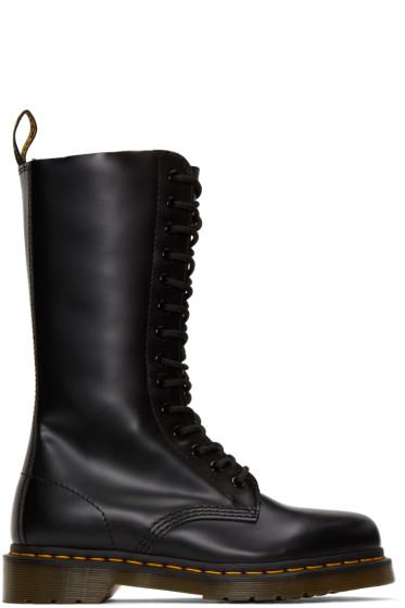 Dr. Martens - Black 1914 Boots