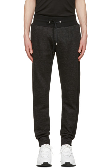 Versace - Grey Panelled Lounge Pants