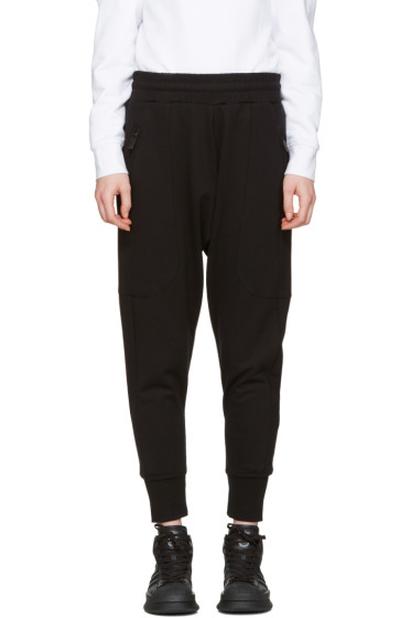 Marcelo Burlon County of Milan - Black Cesar Trousers