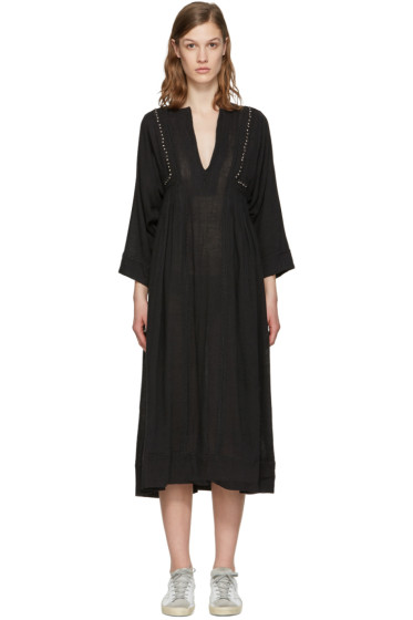 Isabel Marant Etoile - Black Alayne Dress