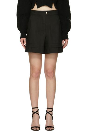 Isabel Marant - Black Trey Shorts