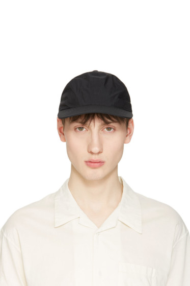 Undecorated Man - Black Panelled Cap