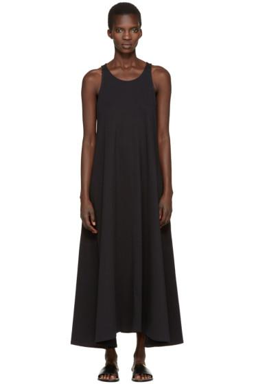 Lemaire - Black Sleeveless Dress