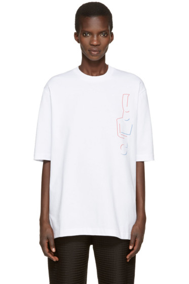 Cottweiler - White Instructor T-Shirt