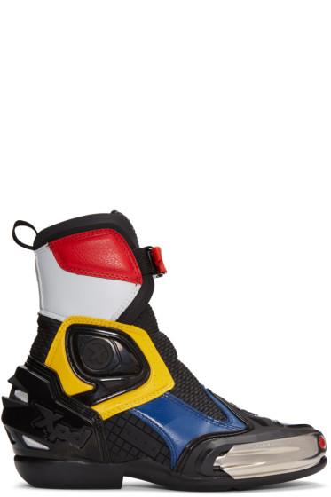 Alyx - Multicolor Moto Boots