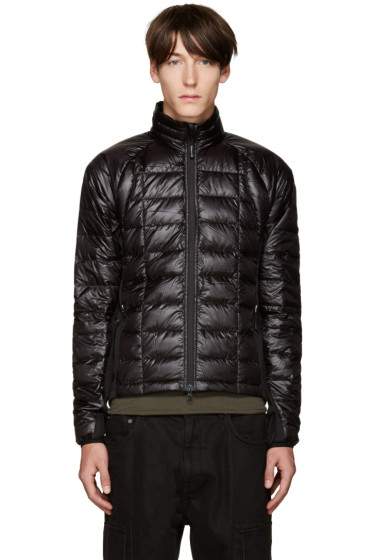 Canada Goose - Black Hybridge Lite Jacket