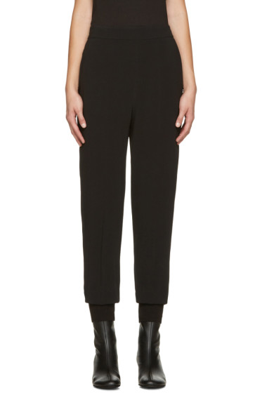 Stella McCartney - Black Julia Trousers