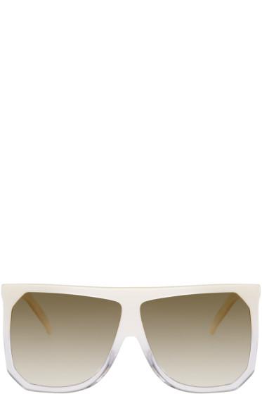 Loewe - Off-White Filipa Sunglasses