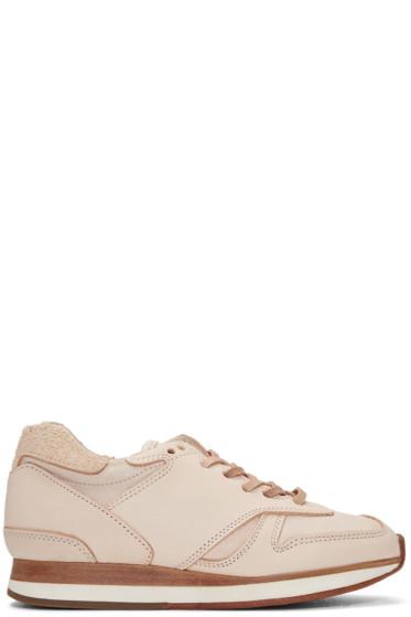 Hender Scheme - Beige Manual Industrial Products 08 Sneakers