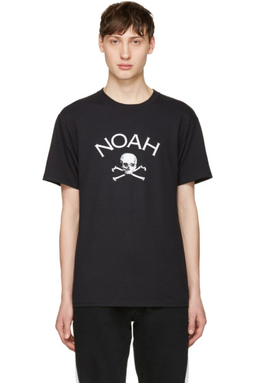 Noah - Black Jolly Roger T-Shirt