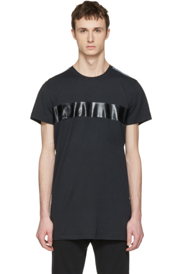 Diesel - Black X Collection Mo-T-Brad T-Shirt