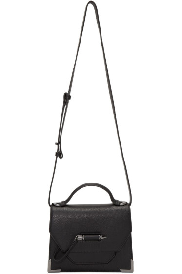 Mackage - Black Small Keeley Messenger Bag