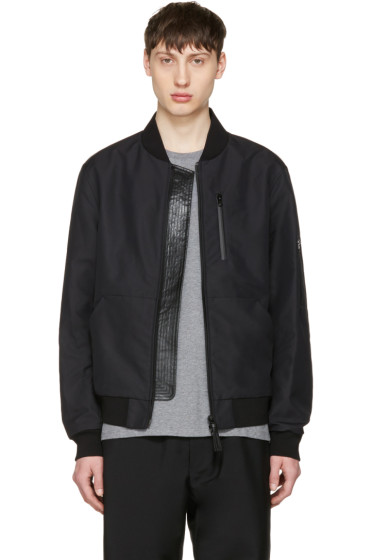 Mackage - Black Zoran Bomber Jacket