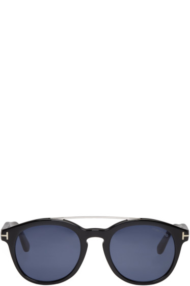 Tom Ford - Black Newman Sunglasses