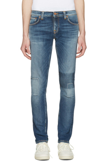Nudie Jeans - Blue Long John Jeans