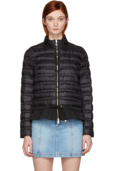 Moncler - Black Down Anemone Jacket