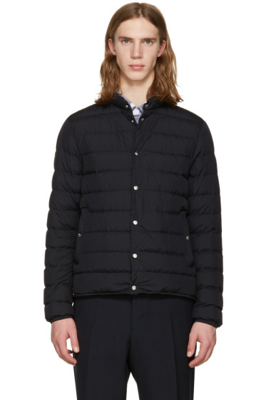 Moncler - Black Down Cyclope Jacket