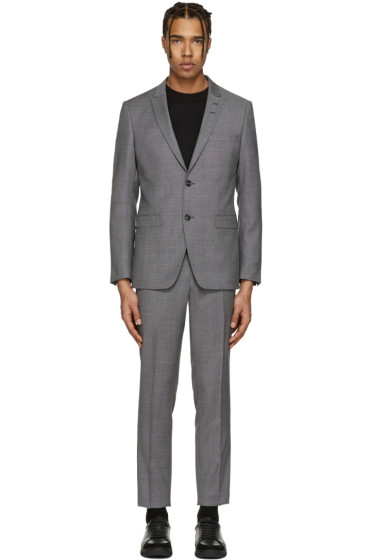 Tiger of Sweden - Grey Atwood Suit