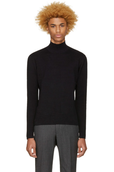 Tiger of Sweden - Black North Turtleneck