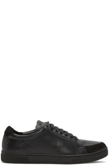 Tiger of Sweden - Black Arne Sneakers