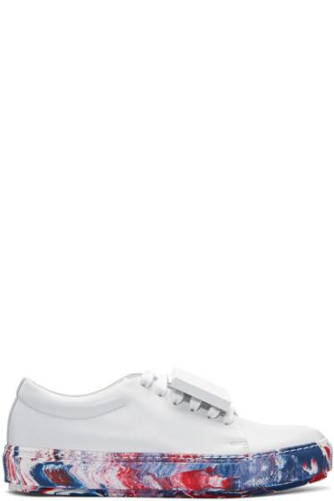 Acne Studios - White Adriana Sneakers