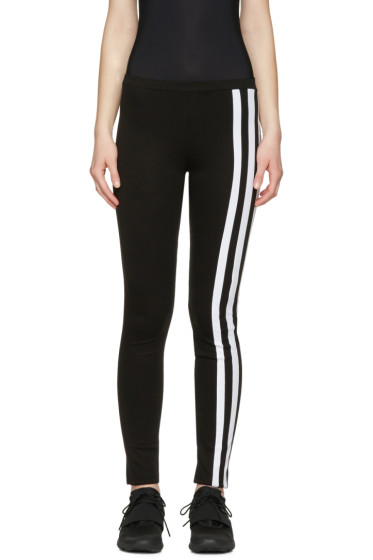 Y-3 - Black Light Track Leggings