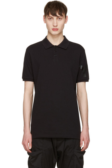 Y-3 - Black CL Polo