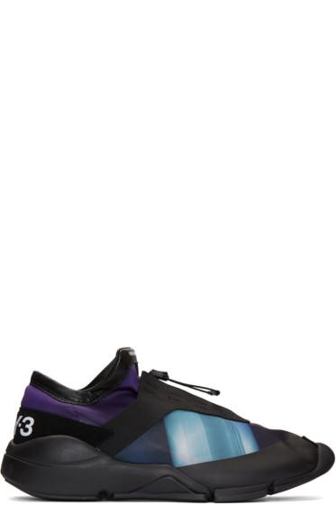 Y-3 - Purple Future Sneakers