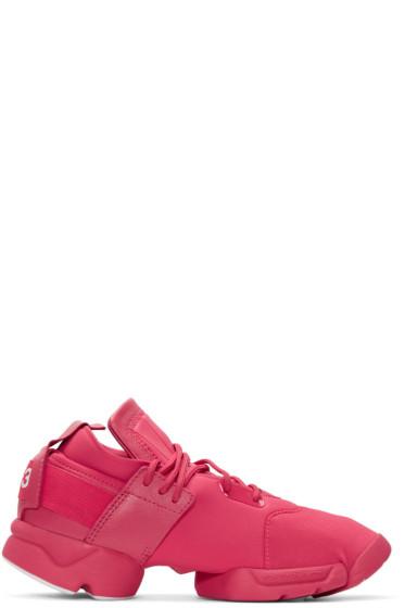Y-3 - Pink Kydo Sneakers