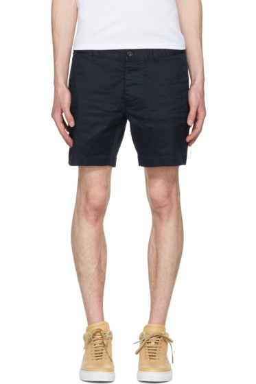 Dsquared2 - Navy Twill Tennis Shorts