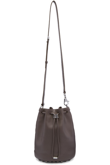 Alexander Wang - Grey Alpha Bucket Bag