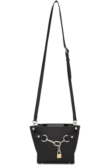 Alexander Wang - Black Mini Chain Attica Satchel