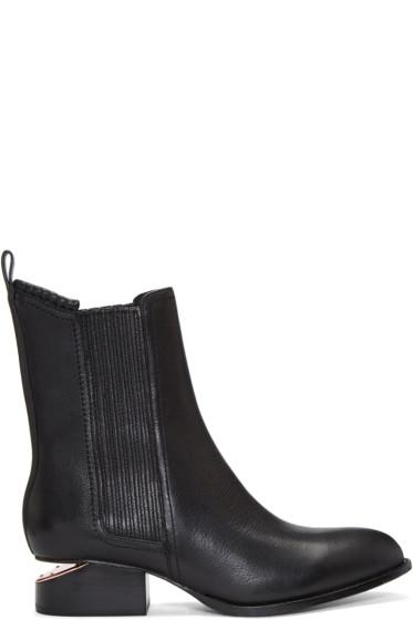 Alexander Wang - Black Anouck Boots